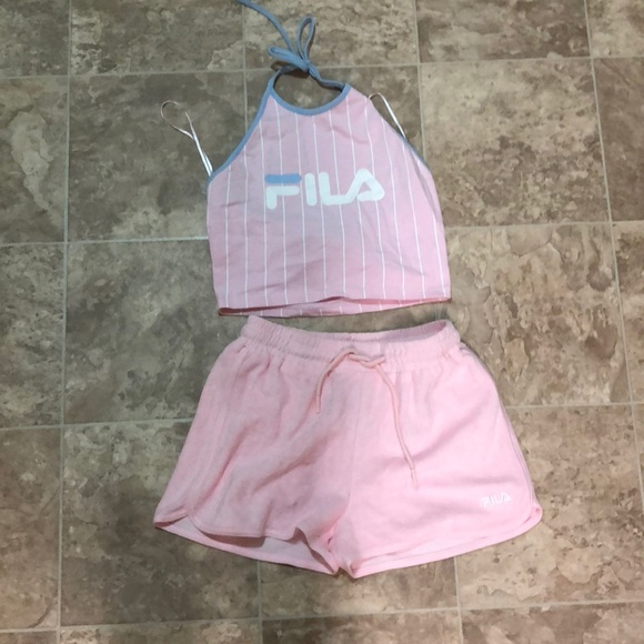 bea24b61a79b Fila Other | Summer 2 Piece Set | Poshmark